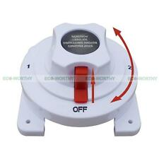 Battery Selector Switch Replaces Guest 2111A 4 Position for Marine Boat RV New