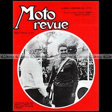 MOTO REVUE N°1753-c MIKE HAILWOOD JACKY PORTE ALLUMAGE ELECTRONIQUE BMW R27 1965