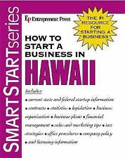 How to Start a Business in Hawaii by Entrepreneur Press Staff (2003, Paperback)