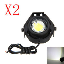 Bright 2x 30W DC 12V LED Car Truck Offroad Bar Work Light SUV Driving Fog Lamp