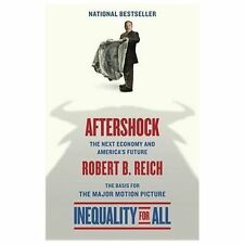 NEW - Aftershock(Inequality for All--Movie Tie-in Edition)