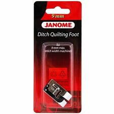 Ditch Quilting Foot #202087003 For Janome 9mm Max Stitch Width Sewing Machines