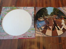 "THE BEATLES ""ABBEY ROAD"" - USA LP PICTURE DISC - SEAX 11900 -  EMI 1978"