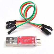 CP2102 USB 2.0 to TTL UART Serial Converter Module 5P STC PRGMR with cable