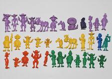 Lucky Luke === 35 Kaugummi Figuren Kaugummifiguren Dargaud