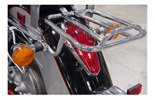 MC Enterprises Tour Cruiser Rack Rear Chrome For Honda Shadow 750 Aero 2004-2012