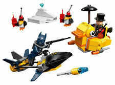 LEGO DC COMICS SUPER HEROES 76010 BATMAN il Penguin face off NUOVA
