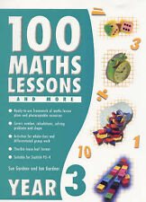 MATHS KS2 YEAR 3 100 MATHS LESSONS AND MORE TEACHER RESOURCE MODEL MATHS LESSONS