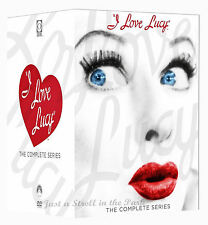 I Love Lucy Lucille Ball Complete Series Seasons 1 2 3 4 5 6 7 8 9 DVD Boxed Set