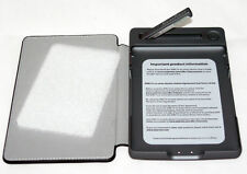 NEW! SOLAR LIGHTED COVER FOR KINDLE 4 Model SFBC15-01, 3 IN 1 COVER