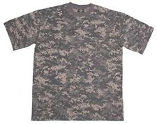 US Shirt ACU UCP Army USMC AT Digital Uniform tshirt shirt Digi Camo Medium