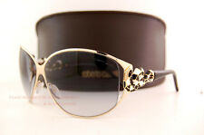 Brand New Roberto Cavalli Sunglasses RC 851 851S D32 Gold/Gray Gradiet For Women