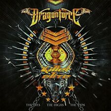 DRAGONFORCE - KILLER ELITE  2 CD+DVD NEU