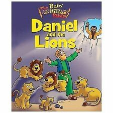 The Baby Beginner's Bible Daniel and the Lions The Beginner's Bible