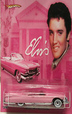 "Hot Wheels CUSTOM '59 CADILLAC CONVERTIBLE ""Elvis"" RR Limited Edition 1/25 !"