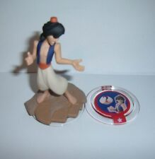 DISNEY INFINITY 2.0 Originals Aladdin Character Figure & Rags to Riches Costume