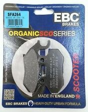 SYM Jet 4 125 (2010 to 2015) EBC Kevlar FRONT Disc Brake Pads (SFA264) (1 Set)