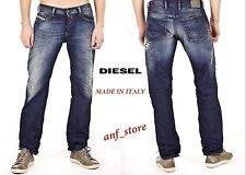 NWT Diesel WAYKEE 0824L DNA Mutation Men Jeans 26 x 30 Safado Larkee Viker $348