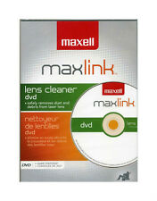Maxell DVD Lens Cleaner for DVD Players and Game Consoles