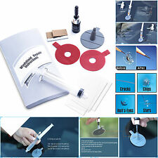 Windscreen Windshield Repair Tool DIY Car Auto Kit Glasses For Chip & Crack HM