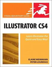 Illustrator CS4 for Windows and Macintosh: Visual QuickStart Guide, Lourekas, Pe