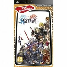 Dissidia final fantasy game (essentials) PSP neuf