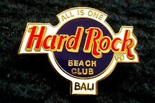 HRC Hard Rock Hotel Bali Beach Club Logo
