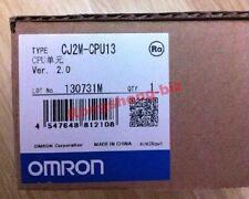 New OMRON PLC CPU Unit CJ2M-CPU13  CJ2MCPU13