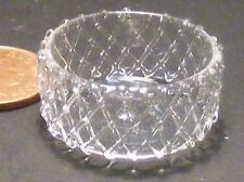 1:12 Scale Ornamental Real Glass Bowl Dolls House Miniature Fruit Accessory G424