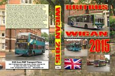 3144. Wigan. UK. Buses. July 2015. Another visit to a favourite bus spot with ou