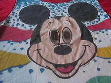 MICKEY MOUSE VINTAGE 70S 3D EYES VINTAGE TEE SHIRT DISNEY RARE CHILDS SHIRT