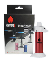 "Newport Zero Gas Butane 5.5"" Cigar/ Kitchen Chef Torch Lighter Multi Use NTMN018"