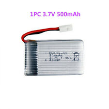 3.7V 500mAh Lipo Li-poly Battery For Syma X5 X5C  RC Helicopter