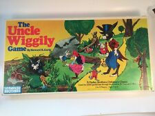 Vintage THE UNCLE WIGGILY Board GAME By Howard R. Garis Parker Brothers 1979