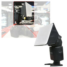 Universal Foldable SoftBox Flash Diffuser Dome For Canon Sony etc.