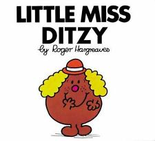 Little Miss Ditzy (Mr. Men and Little Miss) Hargreaves, Roger Paperback