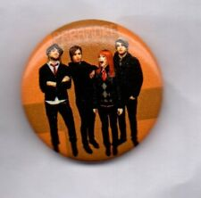 PARAMORE  Button Badge -AMERICAN ROCK BAND  BRAND NEW EYES -TWILIGHT 25mm