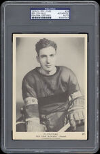 1939-40 V301-1 O-Pee-Chee #39 Neil Colville Autographed/Signed -- PSA/DNA