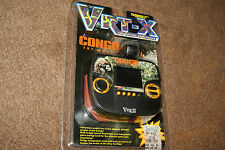 CONGO The Movie VRT-X ELECTRONIC LCD VIDEO GAME TIGER HANDHELD 1995 SEALED NIP