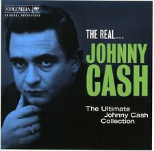 Johnny Cash - Real [New CD]