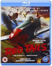 Red Tails [Blu-ray] Cuba Gooding Jr., Terrence Howard, Anthony Hemingway NEW