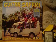 v/a GUITAR SAFARI: ELECTRIC EXPLOSION IN AFRICA LP/'50s-'60s/King Kennytone/etc.