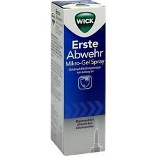 WICK Erste Abwehr Nasenspray Sprühflasche 15 ml