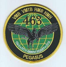"HMH-463 ""70th ANNIVERSARY 1944-2014"" patch"