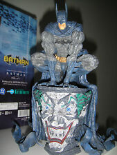 DC DIRECT MIB NEW! BATMAN on JOKER GARGOYLE KOTOBUKIYA STATUE DARK KNIGHT ArtFX