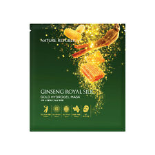 [NATURE REPUBLIC] Ginseng Royal Silk Gold Hydrogel Mask - 1pcs