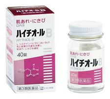 HYTHIOL-B Rough skin & Acne Care 40 tablets Japan F/S