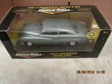 Ertl American Muscle 1951 Chopped Mercury  1:18 Scale Exclusive Color