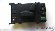 MERCEDES ML W163 - N/S/F PASSENGER FRONT SEAT CONTROL SWITCH - 1638202210