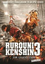 RUROUNI KENSHIN 3 THE LEGEND ENDS (SAMURAI X)